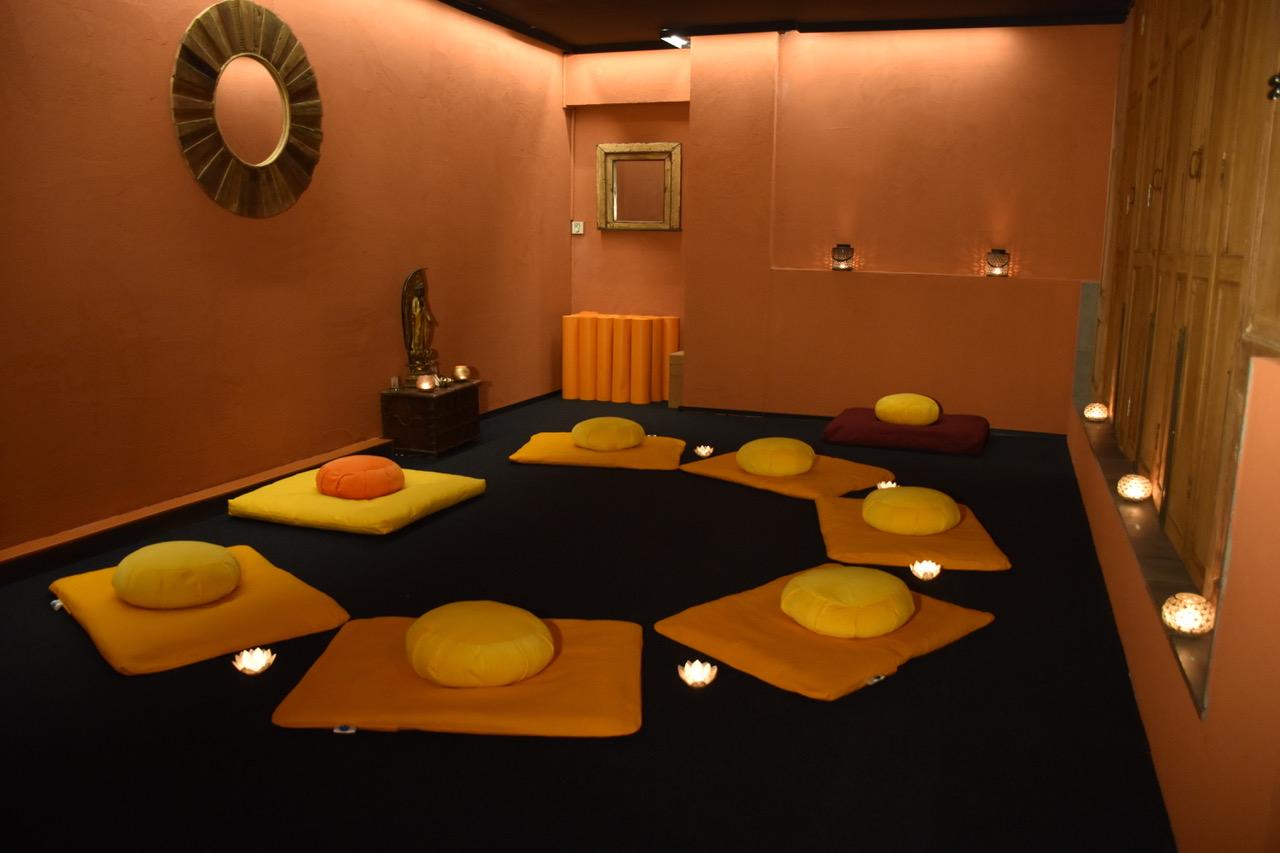 Décoration Salle De Méditation salle meditation yoga-terre des sens-spa geneve | terre des sens