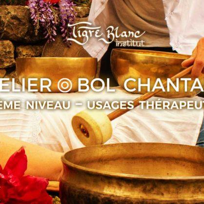 Atelier ◎ Bol Chantant - Niveau 2 - Dimanche 15 décembre à 15h
