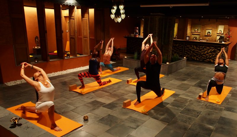 Vinyasa Yoga Geneva