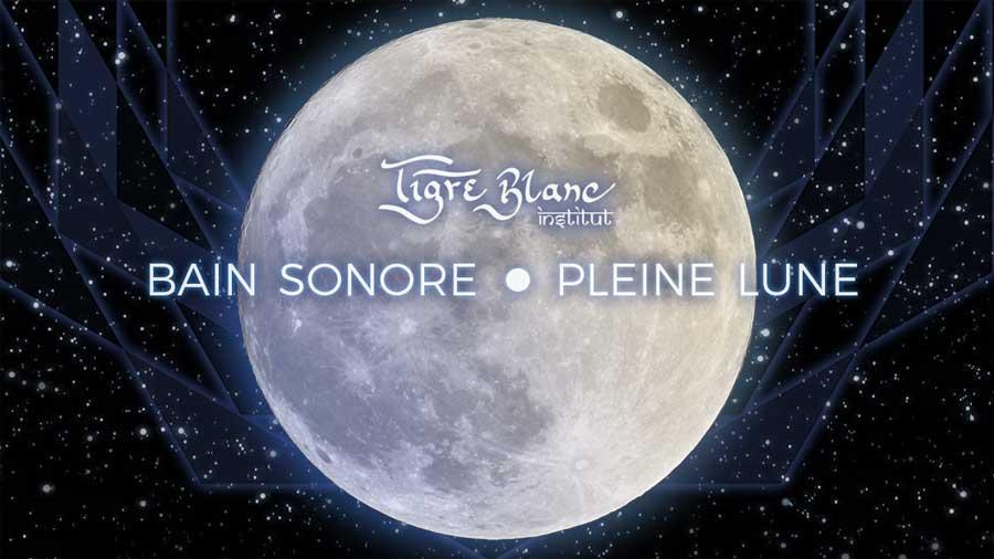 Bain Sonore mardi 12 novembre 2019 à 19h30