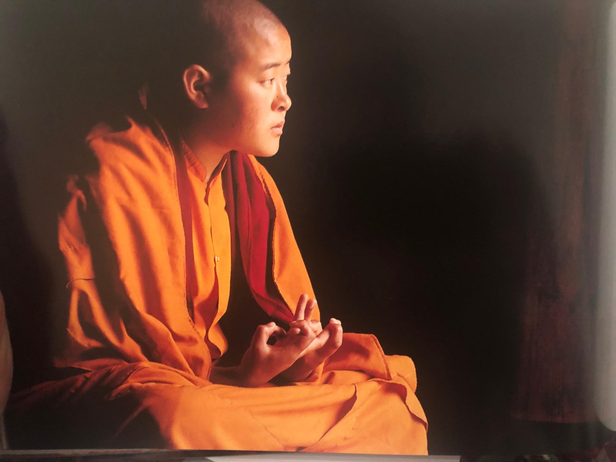 Méditation Terre des sens