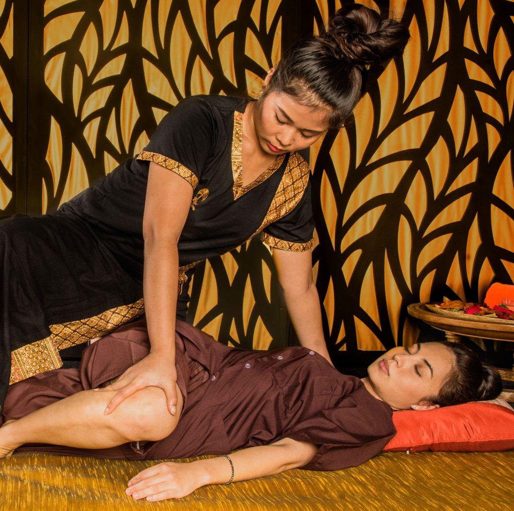 Le massage thaïlandais traditionnel