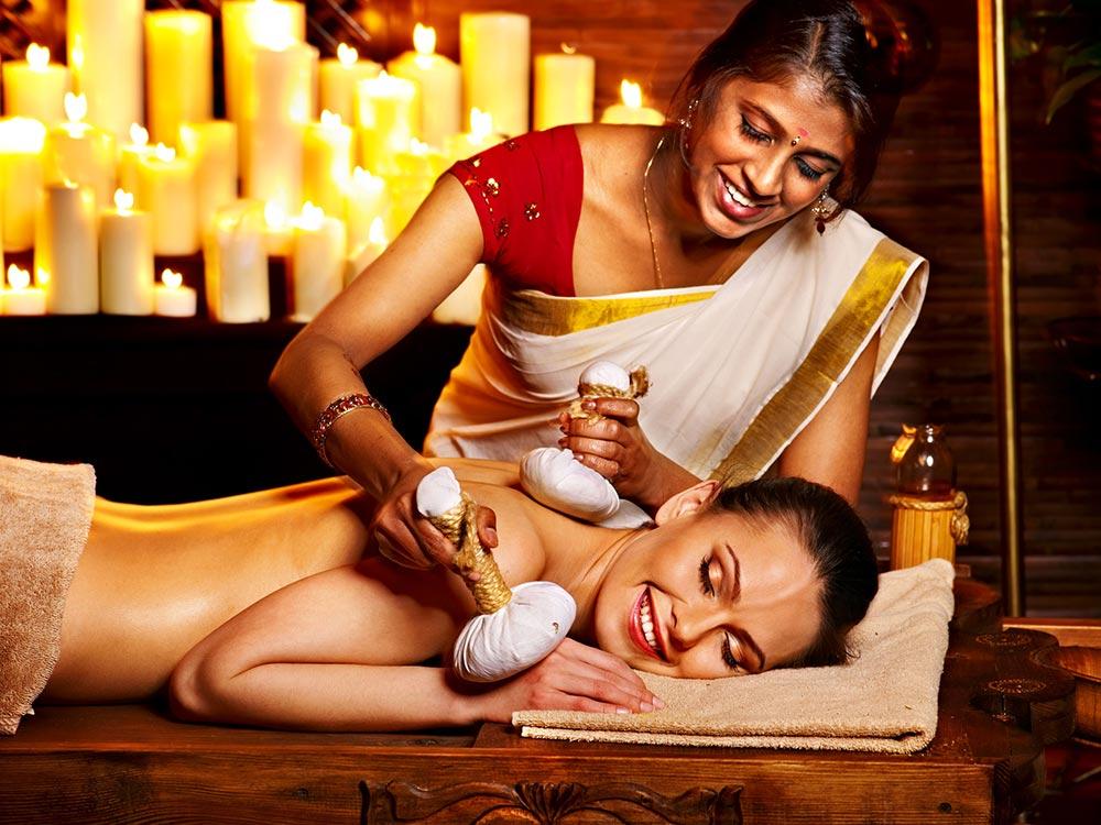 Massage Kizhi Genève