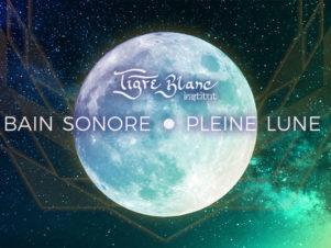 Concert – Bain Sonore ● Pleine Lune – Avril 2021